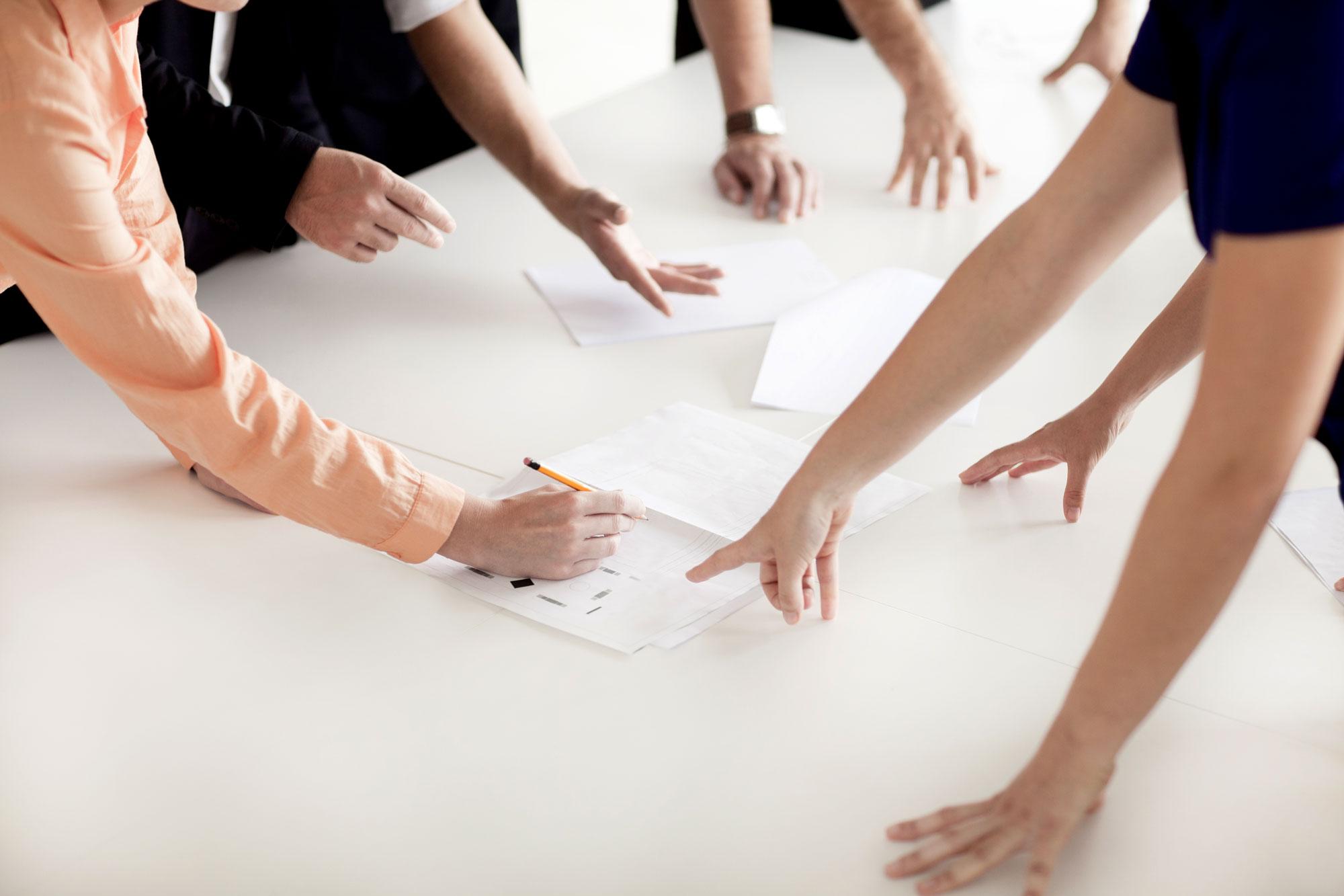 Crescita e coinvolgimento dei collaboratori